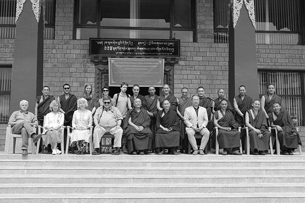 Открытие российской лаборатории в Билакуппе (Индия)