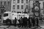 Министр внутренних дел страны Ян Хамачек объявил, что организаторы акции протеста будут наказаны. Премьер-министр Чехии Андрей Бабиш, в свою очередь, поздравил полицейских с их эффективными действиями (фото: Zuma/ТАСС)