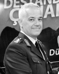 Генерал-майор ВВС Турции Гексель Кахья (фото: eskisehir.meb.gov.tr)
