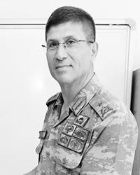 Генерал-майор турецкой армии Бахтияр Эрсай (фото: cukurca.meb.gov.tr)