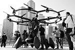 Полноценный запуск работы беспилотного воздушного такси планируется на 2028 год(фото: Hanwha Systems Co./Latin America News Agency/Reuters)
