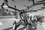 Кроме китайцев, свои воздушные транспортные беспилотники разрабатывает корейская компания Hyundai(фото: Станислав Варивода/ТАСС)