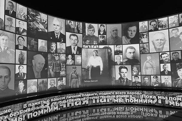 Экспозиция нового музея Зои Космодемьянской