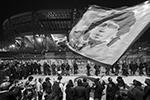Церемония прощания с легендой футбола состоится в «Каса Росада» – президентском дворце и будет продолжаться 48 часов. Такое случается в Аргентине крайне редко – последний раз во дворце так прощались 10 лет назад с президентом Нестором Киршнером (фото: Carmine Laporta/Kontrolab/Global Look Press)