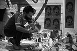 «Сегодня я прощаюсь с другом, а мир прощается с вечным гением. Один из лучших в истории. Непревзойденный волшебник. Он уходит слишком рано и оставляет бесконечное наследие и пустоту, которую никогда не заполнить», – написал в социальной сети португальский нападающий туринского «Ювентуса» Криштиану Роналду (фото: Marcos Brindicci/AP/ТАСС)