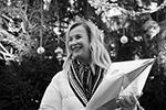 За украшением новогодней елки следила пресс-секретарь управделами президента Елена Крылова(фото: Гавриил Григоров/ТАСС)