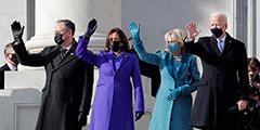 Джозеф Робинетт Байден–младший принес в среду присягу на ступенях Капитолия в качестве 46-го президента США, а Камала Харрис стала вице-президентом страны. Новый глава Америки назвал день своей инаугурации «днем истории, надежды и обновления», призвав американский народ к единению