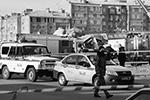 Проверки по факту взрыва проводят управление СК и прокуратура Северной Осетии. Прокуроры проверят, насколько в супермаркете соблюдались требования пожарной и строительной безопасности и как там использовалось газовое оборудование (фото: Виктория Гагкаева/РИА Новости)