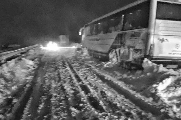 Не только в Крыму, но и в Краснодарском крае, в том числе в расположенном в зоне субтропиков Сочи, в пятницу прошли обильные снегопады