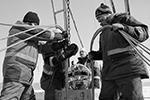 Благодаря новому телескопу российские ученые смогут в режиме реального времени следить за темпом термоядерных реакций в недрах Солнца(фото: Алексей Кушниренко/ТАСС)