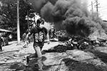 Количество погибших в ходе столкновений сил безопасности и участников массовых протестов в Мьянме, начавшихся в феврале, увеличилось до 510 человек. Среди погибших есть дети. Между тем западные СМИ винят Россию в поощрении военной хунты к массовым убийствам(фото: AP/ТАСС)