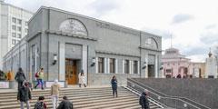 После семи лет реконструкции открылся старейший кинотеатр Москвы – «Художественный». Построенному 111 лет назад кинотеатру вернули прежнее название – «Художественный электро-театръ». Также была реконструирована подстанция, питающая «Художественный». Стоимость билетов на регулярные сеансы будет начинаться от 290 рублей