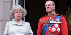 Муж британской королевы Елизаветы Второй, принц Филип Маунтбеттен, герцог Эдинбургский умер в пятницу в возрасте 99 лет. Они прожили в браке 75 лет. Кстати, по отцовской линии умерший – праправнук российского императора Николая Первого