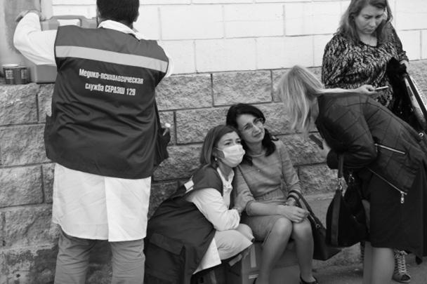 Разрешение на хранение огнестрельного оружия (гладкоствольного ружья Hatsan escort PS) было выдано нападавшему 19-летнему Ильназу Галявиеву 28 апреля
