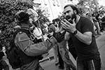 Вооруженный конфликт между Палестиной и Израилем начался после недельных беспорядков в Восточном Иерусалиме — местное арабское население начало протестовать против выселения из своих домов в районе Храмовой горы. В ходе столкновений с полицией пострадали сотни человек(фото: Heidi Levine/AP/ТАСС)