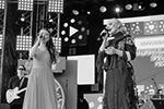 Участница из Омска Рената Абайдуллина спела с Пелагеей(фото: предоставлено организаторами )