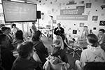 Николай Цискаридзе провел мотивационную встречу с участниками фестиваля(фото: предоставлено организаторами )