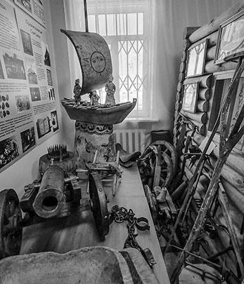 Мошково, краеведческий музей