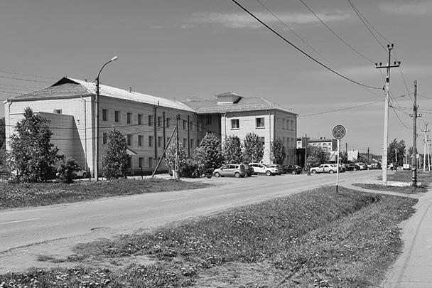 Мошково, центральная районная больница