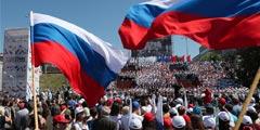 12 июня отмечается государственный праздник – День России. По всей стране проходят праздничные мероприятия, среди которых выставки, концерты и конкурсы. Многие акции оказались массовыми и запоминающимися