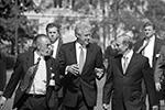 Первая встреча Билла Клинтона и Владимира Путина в статусе президентов состоялась в июне 2000 года в Москве. По итогам переговоров было подписано несколько документов, в том числе «Заявление о принципах стратегической стабильности»(фото: Сергей Величкин/ТАСС)