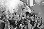 Финальный матч чемпионата Европы по футболу между сборными Англии и Италии в Лондоне завершился победой итальянской команды в серии пенальти. Италия стала чемпионом Европы во второй раз(фото: David Klein/Global Look Press)