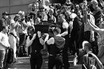 Церемония выноса гроба после церемонии прощания(фото: Вячеслав Прокофьев/ТАСС)