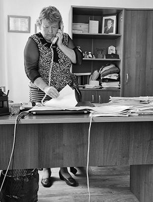 Светлана Сердюк, глава Троицкого сельского поселения