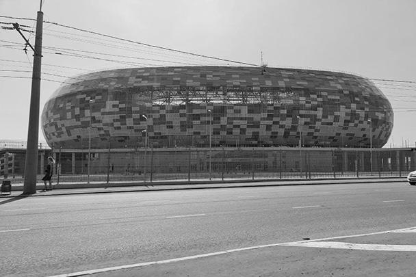 Стадион «Мордовия Арена» построен к чемпионату мира по футболу – 2018