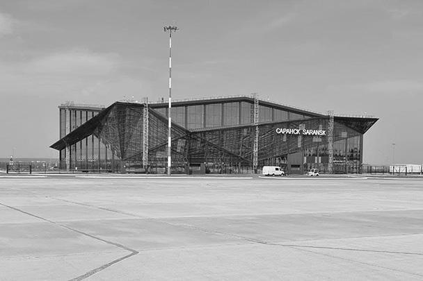 Аэропорт Саранска построен к чемпионату мира по футболу – 2018.