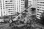 По поручению главы региона после разбора завалов здание будет тщательно обследовано, чтобы понять, какие восстановительные работы потребуются(фото: Артем Геодакян/ТАСС)
