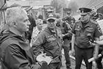 В 1984-1986 годах Зиничев проходил срочную службу в Вооруженных силах СССР на Северном флоте. В 1987-2015 годах работал в органах госбезопасности СССР, затем РФ. (фото: РИА Новости)