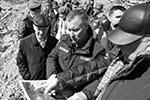 С июля по октябрь 2016 года Зиничев занимал пост временно исполняющего обязанности губернатора Калининградской области. В ноябре 2016 года он стал заместителем директора ФСБ(фото: Пресс-служба МЧС РФ/РИА Новости)
