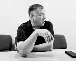 Александр Осин, глава администрации села Большая Елань (фото: Юрий Васильев/ВЗГЛЯД)