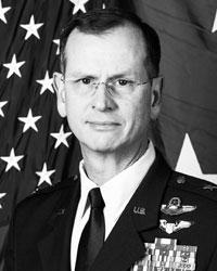 Генерал-майор Ки  Рэнди Ален (фото:af.mil)