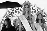 Вице-мисс конкурса, который проходил в бутик-отеле Pallasa, стала 20-летняя Екатерина Ревенко(фото: Сергей Мальгавко/ТАСС)