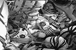 В съемках космической драмы «Вызов» о женщине-враче, которая летит на орбиту для спасения жизни, будут принимать участие и российские космонавты Антон Шкаплеров, Олег Новицкий и Петр Дубров(фото: twitter.com/roscosmos)