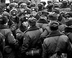 МВД ликвидировано. Вместо него создается Федеральная служба криминальной полиции (фото: ИТАР-ТАСС)