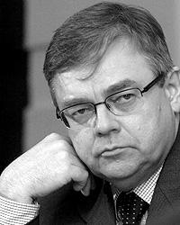 Президент «Известий», член Общественной палаты Владимир Мамонтов