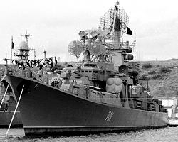 Черноморский флот России останется в Крыму как минимум до 2042 года