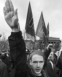 Попытки фальсифицировать историю и реабилитировать нацистов стали для российской власти одной из главных проблем