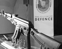 АК-47 (нажмите, чтобы увеличить; фото: ИТАР-ТАСС)