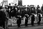 Спуск данного корабля на воду должен положить начало воссозданию российского Военно-морского флота(фото: Денис Нижегородцев/ВЗГЛЯД)