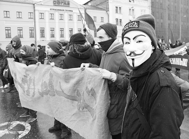 Состав участников был крайне разношерстным: от представителей несистемной оппозиции до сторонников партий, представленных в Государственной думе