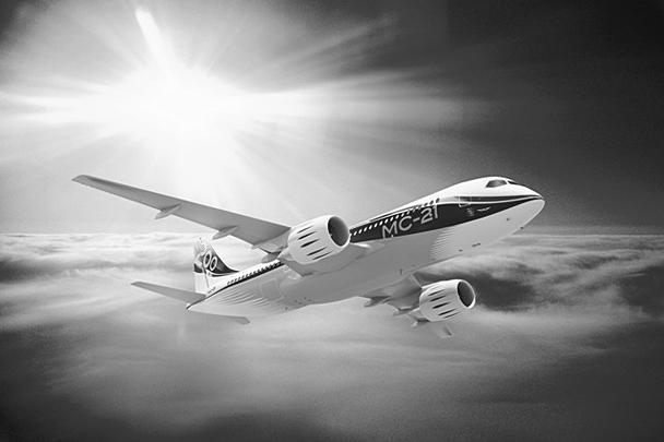Новая конфигурация МС-21 обеспечит преимущества по стоимости и эксплуатационным расходам перед конкурентами