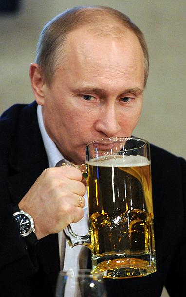 Фото великих людей с пивом