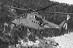 В ВВС России пока что сохраняется острый дефицит современных всепогодных вертолетов, а для поддержки спецназа такие машины, способные летать в любое время суток и в любую погоду, особенно важны(фото: Максим Брянский/ВЗГЛЯД)