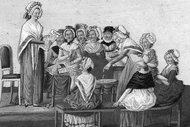 Женщины Великой французской революции