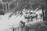 Наводнение было вызвано мощными ливневыми дождями, в результате которых за один день на Кубани выпала двухмесячная норма осадков(фото: 23.mvd.ru)