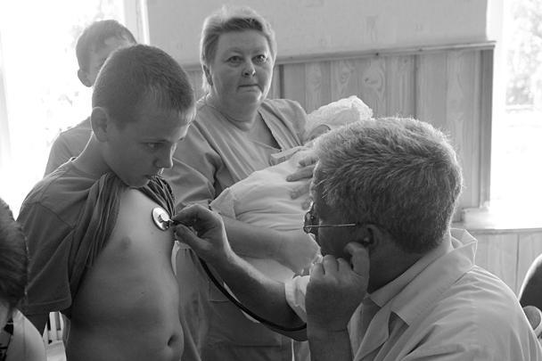 Медики из Краснодарского края приехали в Крымск помочь коллегам: пострадавших действительно много
